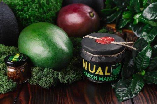 Табак Nual Harsh mango (Терпкий манго) 200 грамм