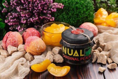 Табак Nual Cardinal Peach 200 грамм