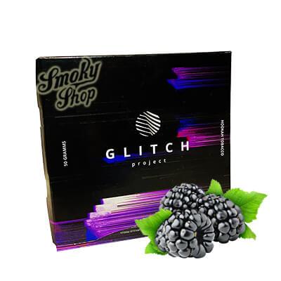 Табак Glitch Ежевика 50 грамм
