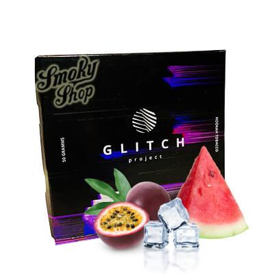 Табак Glitch Айс арбуз маракуйя 50 грамм