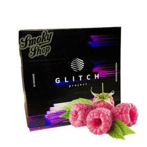 Табак Glitch малина 50 грамм