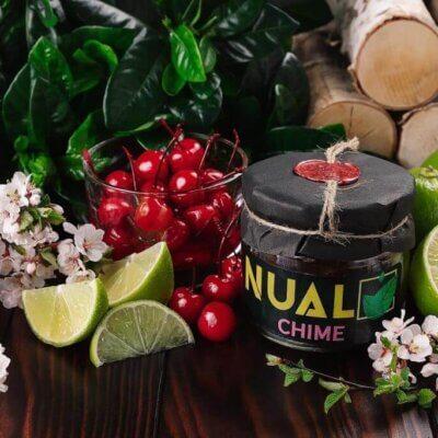 Табак Nual Chime (Вишня Лайм)