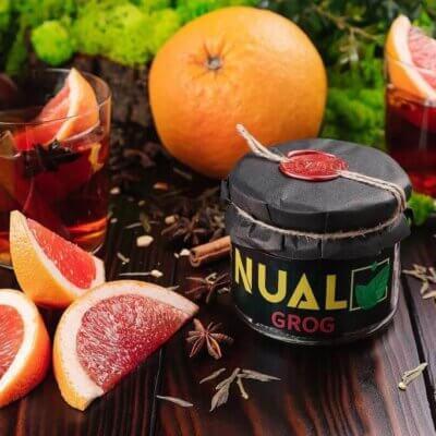 Табак Nual Grog (Грейпфрутовый напиток)