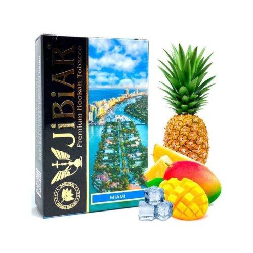 Табак Jibiar Miami - маями 50 грамм