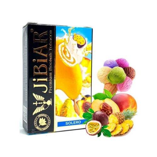 Табак Jibiar Solero - солеро 50 грамм