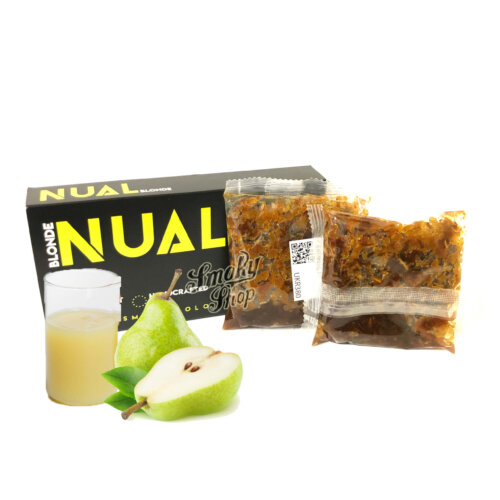 Табак Nual Bocs (Грушевый сок)100 грамм