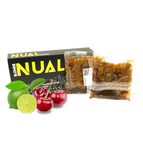 Табак Nual Chime (Вишня лайм) 100 грамм