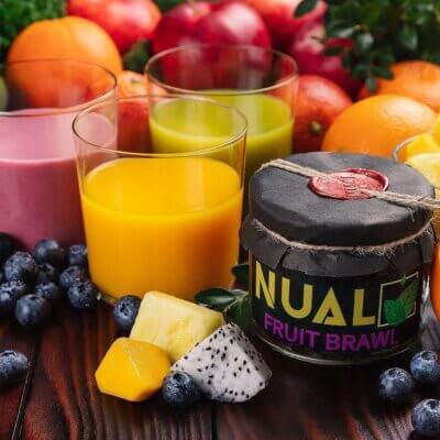 Табак Nual Fruit brawl (Мультифрукт)