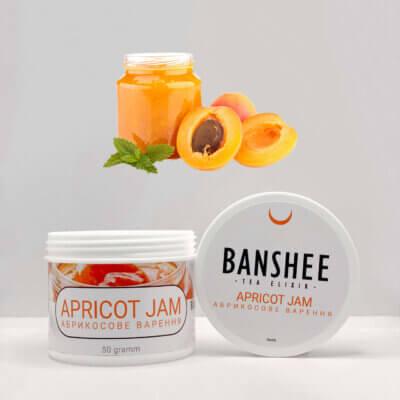 Табак Banshee Apricot jam - Абрикосовый джем