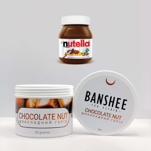 Табак Banshee Chocolate nut - Шиколад орехи