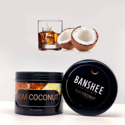 Banshee Dark Rum coconut - Ром с кокосом