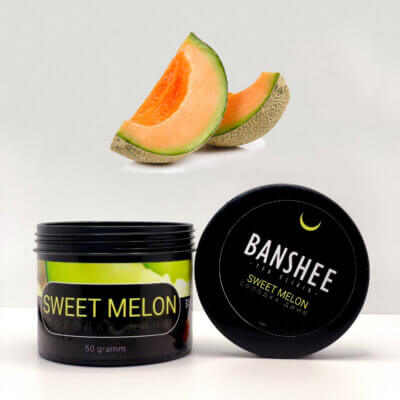 Banshee Dark Sweet melon - Сладкая дыня