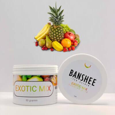 Табак Banshee Exotic mix - экзотический микс