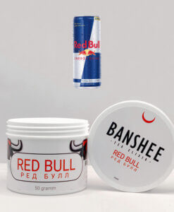Табак Banshee Red bull - Ред бул