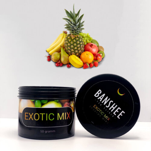 Banshee Dark Exotic mix - Экзотический микс