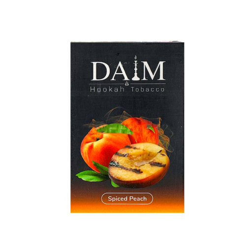 Табак Daim Spiced Peach - Пряный персик
