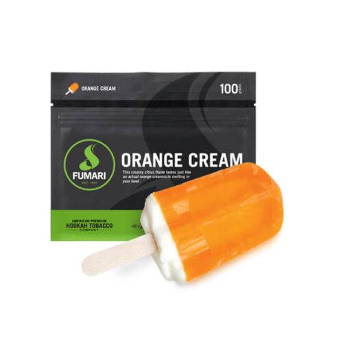 Табак Fumari Orange Cream - Апельсиновое мороженое