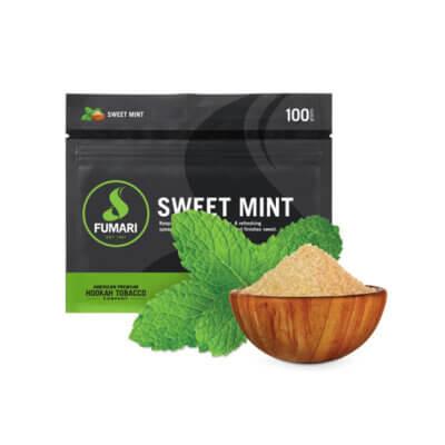 Табак Fumari Sweet Mint - Сладка мята