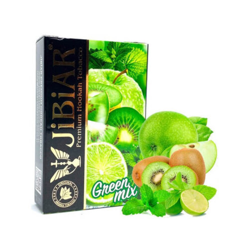 Табак Jibiar Green Mix - Зеленый микс
