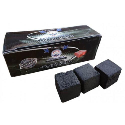 Кокосовый уголь Yahya mini - 3 кубика