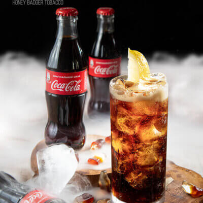 Табак Honey Badger Cola - Кола