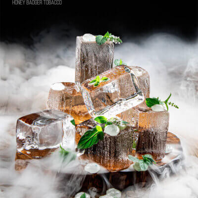 Табак Honey Badger Halls - Холс