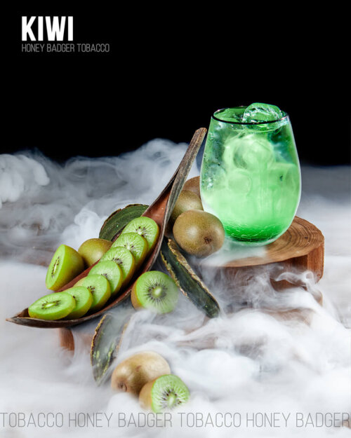 Табак Honey Badger Kiwi - Киви