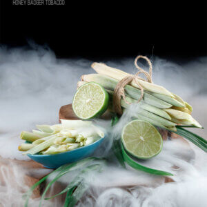 Табак Honey Badger lemongrass - Лемонграсс