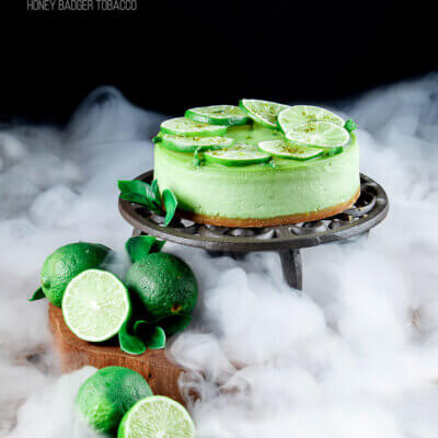 Табак Honey Badger Lime pie - Лаймовый пирог