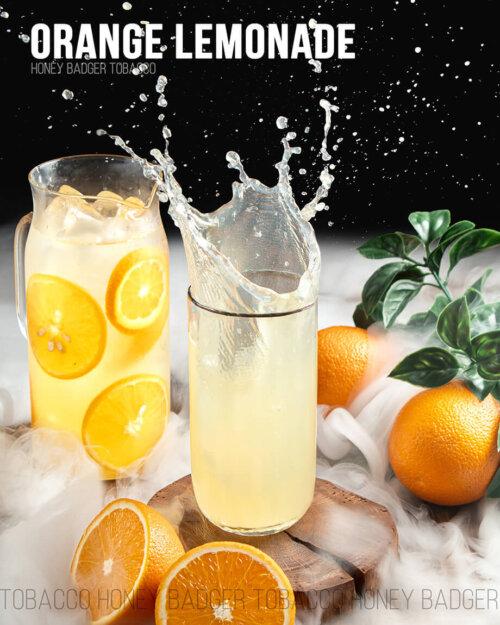 Табак Honey Badger Orange lemonade - Апельсиновый лимонад