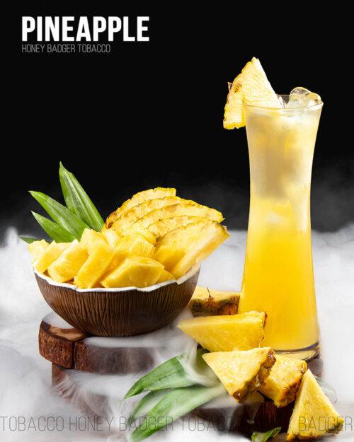 Табак Honey Badger Pineapple - Ананас