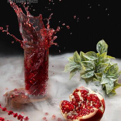 Табак Honey Badger Pomegranate - Гранат