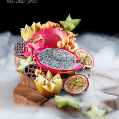 Табак Honey Badger Tropical Fruits - Тропические фрукты