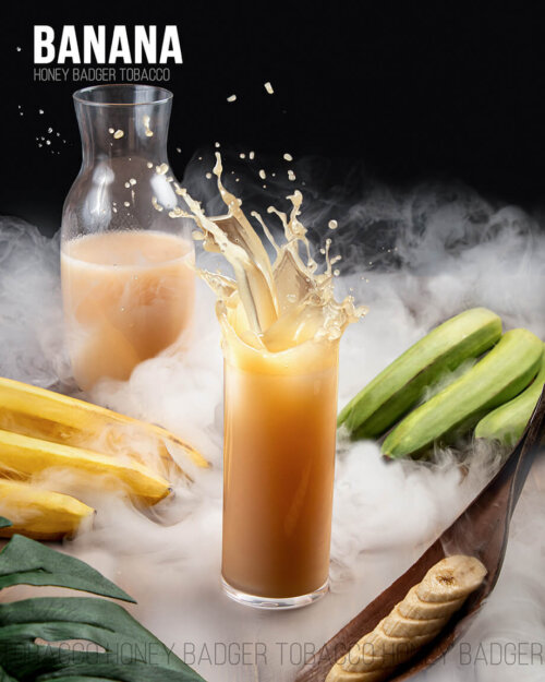 Табак Honey Badger со вкусом банана