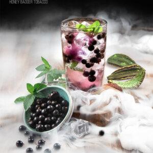 Табак Honey Badger Blackcurrant - Черная смородина
