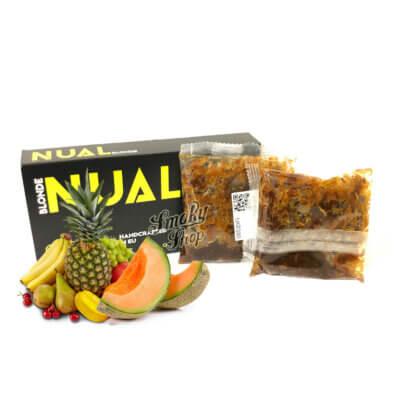 Табак Nual Crimson sweet 100g - фруктовый микс с дыней