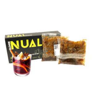 Табак Nual Grog 100g - грейпфрутовый напиток