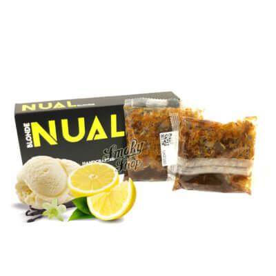 Табак Nual Lemon curd 100g - лимонный крем