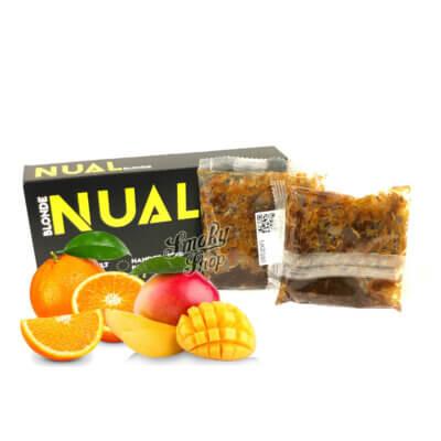 Табак Nual Orange mango 100g - апельсин манго