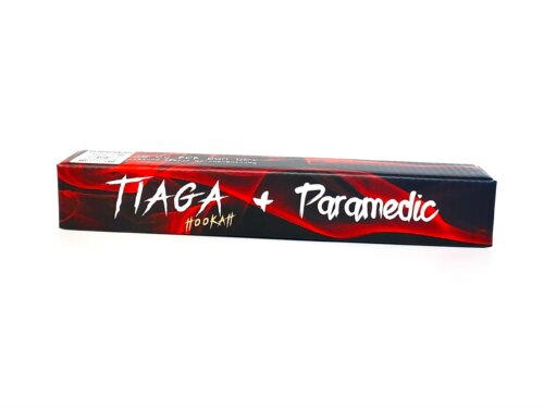 Упаковка щипцов Tiaga + Paramedic