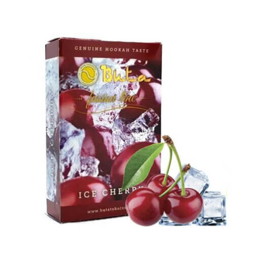 Табак Buta gold Ice cherry (Айс вишня) 50 грамм