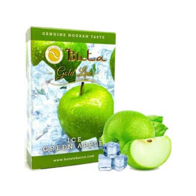 Табак Buta gold Ice green apple (Айс зеленое яблоко) 50 грамм
