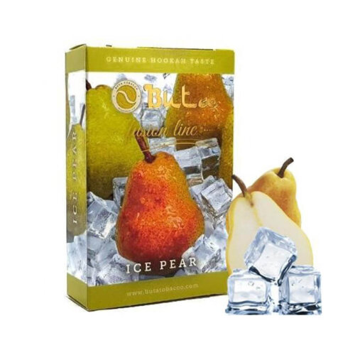 Табак Buta Gold Ice Pear (Айс груша) 50 грамм