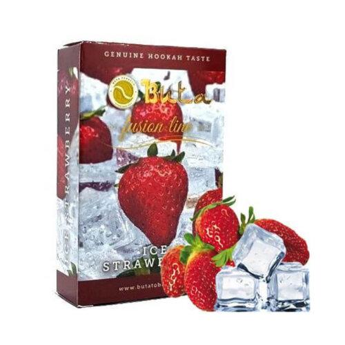 Табак Buta gold Ice strawberry (Айс клубника) 50 грамм