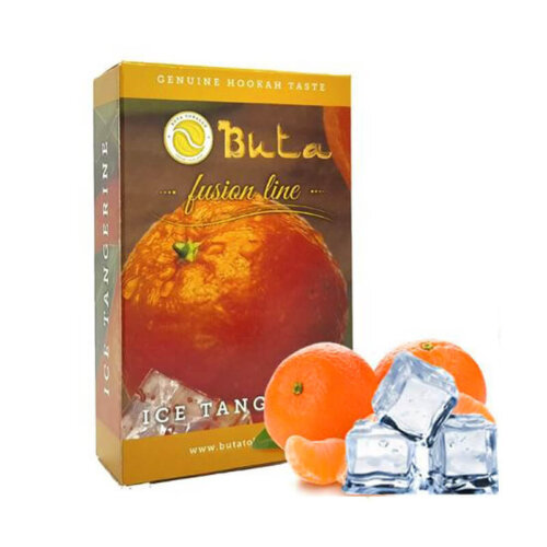 Табак Buta Gold Ice Tangerine (Айс мандарин) 50 грамм