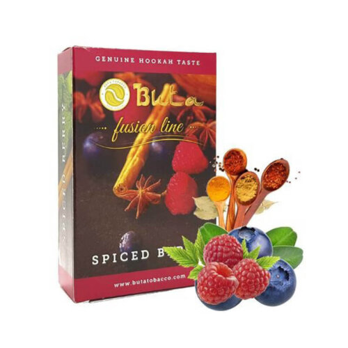 Табак Buta gold Spiced berry (Пряные ягоды) 50 грамм