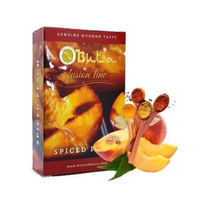 Табак Buta Spiced Peach (Пряный персик) 50 грамм