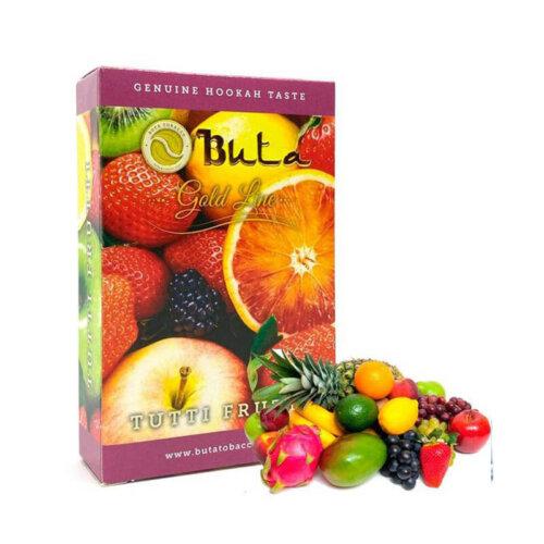 Табак Buta gold Tutti Frutti (тути фрути) 50 грамм