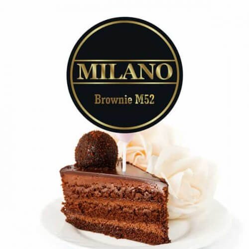 Табак Milano Brownie M52 - Брауни