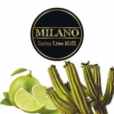 Табак Milano Cactus Lime M105 - Кактус с лаймом